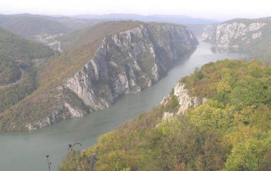 1.Cazanele Dunarii din Romania